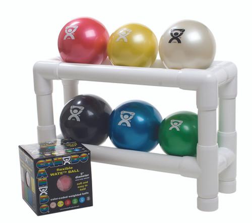 PVC WaTEª Ball Rack - Accessory - 2-tier 6 ball rack