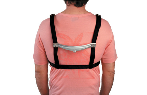 CanDo¨ exercise bungee cord attachment - Adjustable Shoulder Harness
