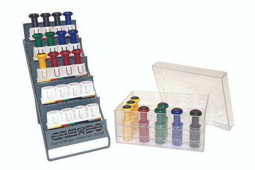 Digi-Flex Multi¨ - 5 Frame Clinic Pack - 5 Frames, 20 Buttons (4 each Yellow through Black)