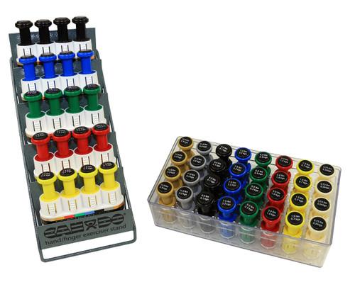 Digi-Flex Multi large clinic pack, deluxe (5 pre-built Multis plus 32 button set w/rack)