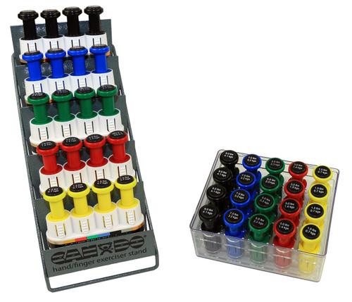 Digi-Flex Multi large clinic pack, standard (5 pre-built Multis plus 20 button set w/rack)