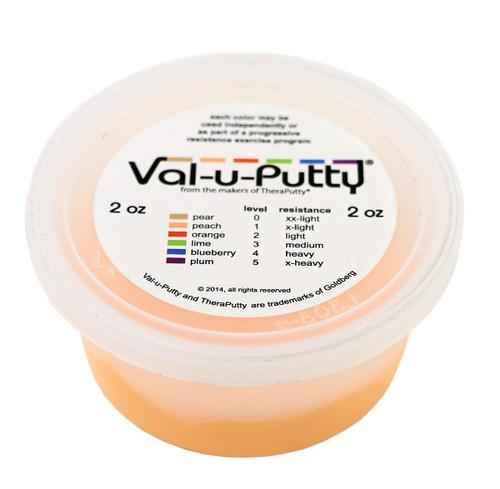 Val-u-Puttyª Exercise Putty - Peach (lx-soft) - 2 oz