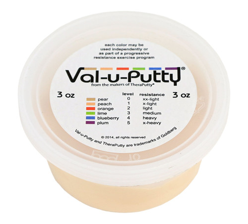 Val-u-Puttyª Exercise Putty - Pear (xx-soft) - 3 oz