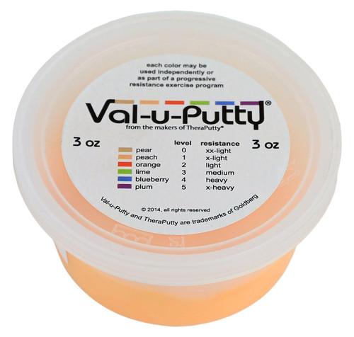 Val-u-Puttyª Exercise Putty - Peach (lx-soft) - 3 oz