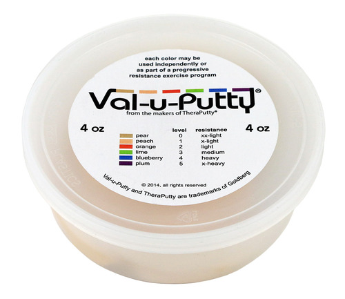 Val-u-Puttyª Exercise Putty - Pear (xx-soft) - 4 oz