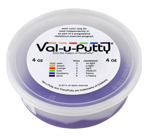 Val-u-Puttyª Exercise Putty - Plum (x-firm) - 4 oz