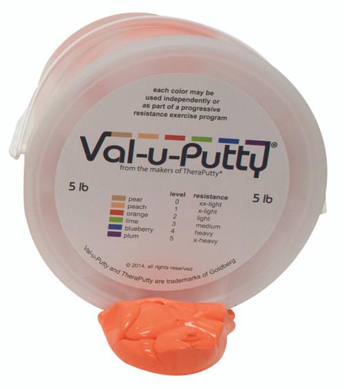 Val-u-Puttyª Exercise Putty - Orange (soft) - 5 lb