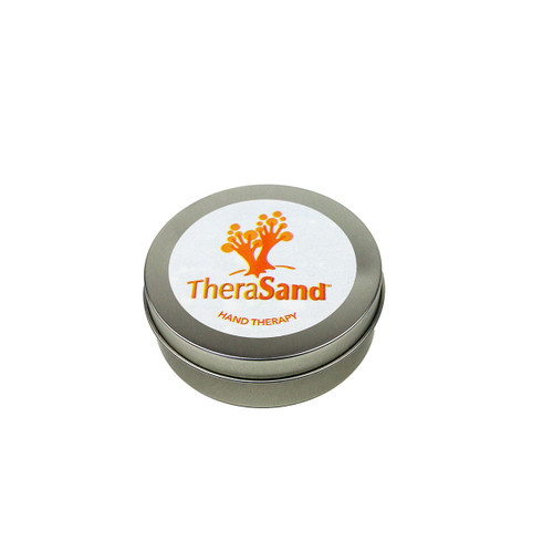 TheraSand hand therapy, 4 oz tin