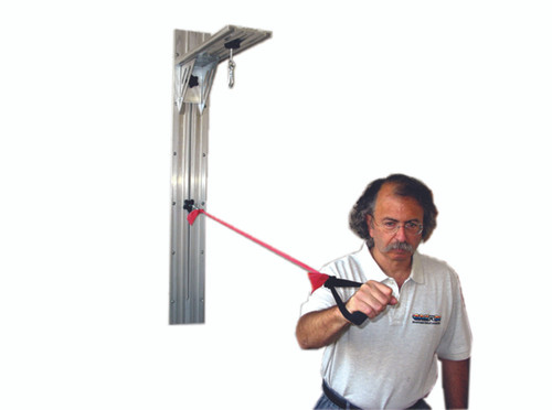 CanDo¨ WalSlide¨ Original exercise station - 4' Vertical Section with Overhead Section