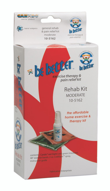 Be Better¨ general rehab kit, moderate