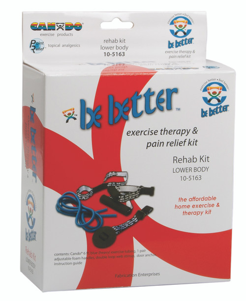 Be Better¨ rehab kit, lower body