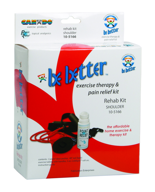 Be Better¨ rehab kit, shoulder