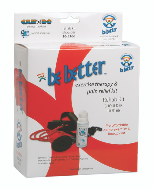 Be Better¨ rehab kit, shoulder