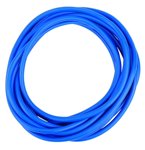 CanDo¨ Latex Free Exercise Tubing - 25' roll - Blue - heavy