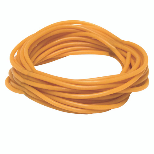 Sup-R Tubing¨ - Latex Free Exercise Tubing - 25' roll - Tan - xx-light