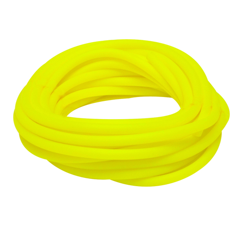 Sup-R Tubing¨ - Latex Free Exercise Tubing - 25' roll - Yellow - x-light