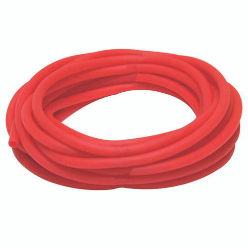 Sup-R Tubing¨ - Latex Free Exercise Tubing - 25' roll - Red - light