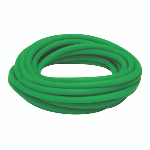 Sup-R Tubing¨ - Latex Free Exercise Tubing - 25' roll - Green - medium