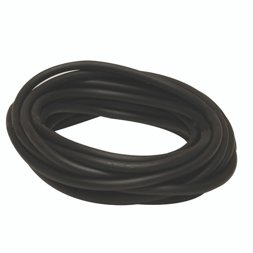Sup-R Tubing¨ - Latex Free Exercise Tubing - 25' roll - Black - x-heavy