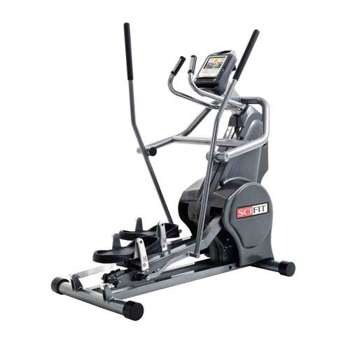 Sci-Fit Elliptical Total Body, Tele Rail and Bio-Flex, 220V