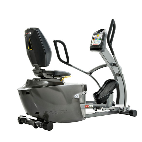 SciFit Total Body Recumbent Elliptical - Premium Seat