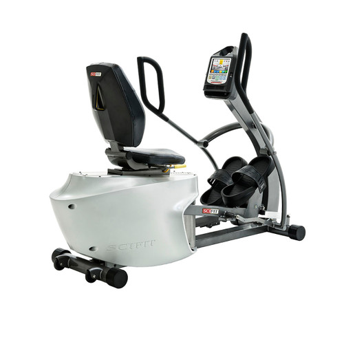 SciFit Total Body Recumbent Elliptical - Premium Seat - Includes Footstraps