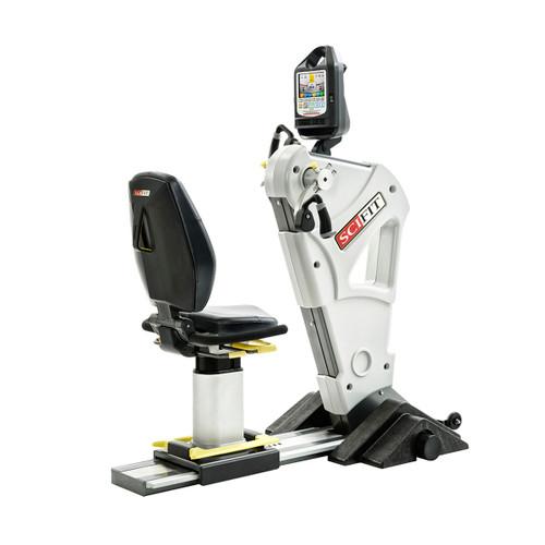 SciFit PRO1000 Upper Body Exerciser - Adjustable Cranks - Premium Seat