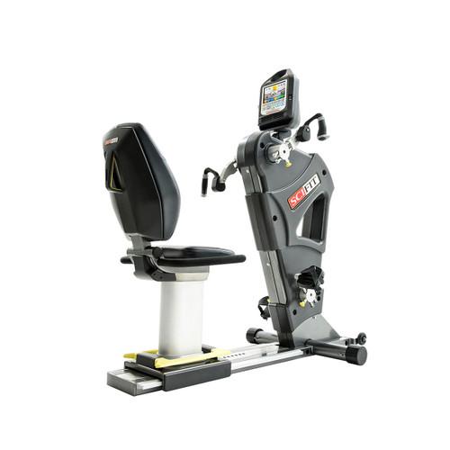 SciFit PRO2 Total Body Exerciser - Adjustable Cranks - Standard Seat