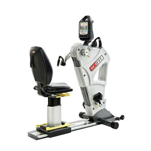 SciFit PRO2 Total Body Exerciser - Adjustable Cranks - Bariatric Seat