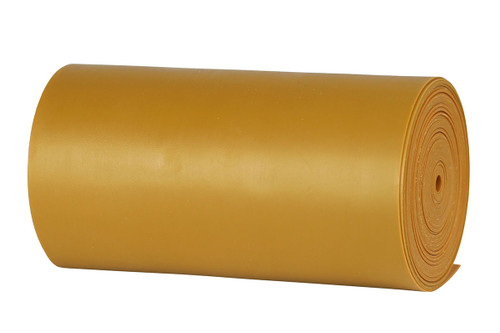 Sup-R Band¨ Latex Free Exercise Band - 6 yard roll - Gold - xxx-heavy