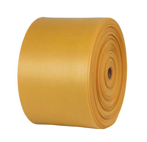 Sup-R Band¨ Latex Free Exercise Band - 50 yard roll - Gold - xxx-heavy