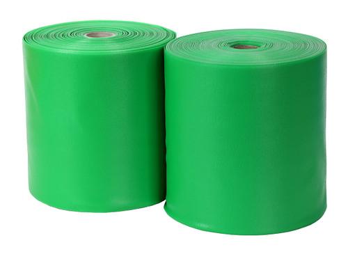Sup-R Band¨ Latex-Free Exercise Band - Twin-Pak¨ - 100 yard - (2 - 50 yard boxes) - Green