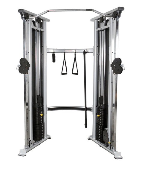 Inflight 2-Stack Functional Trainer with REAR Shrouds