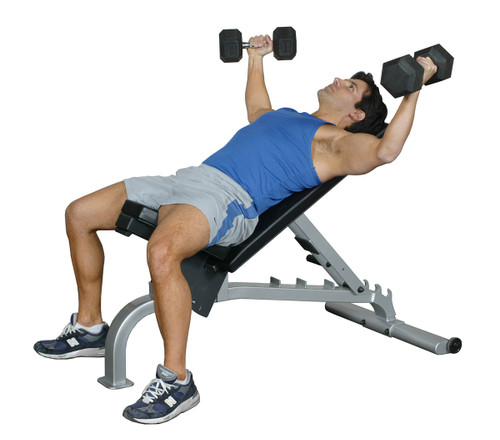 Inflight Flat-Incline-Decline (FID) Bench