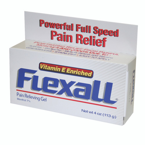 Flexall 454 Gel - 4 oz bottle, case of 12