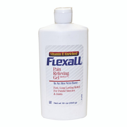 Flexall 454 Gel - 16 oz bottle