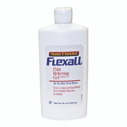 Flexall 454 Gel - 16 oz bottle, case of 6