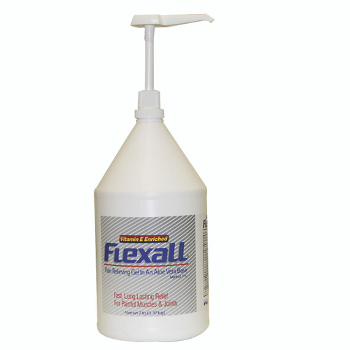 Flexall 454 Gel - 7 lb bottle with pump