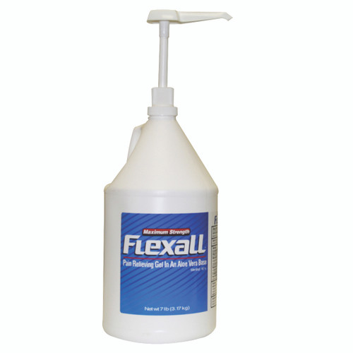 Maximum Strength Flexall Gel - 7 lb with pump