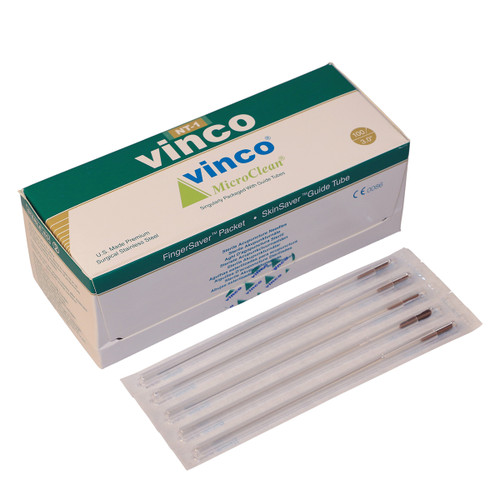 Vinco-Blister Acu Needle, 100/box, #32 x 3.0 inch