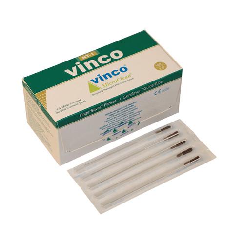 Vinco-Blister Acu Needle, 100/box, #34 x 2.0 inch