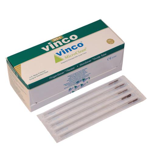 Vinco-Blister Acu Needle, 100/box, #34 x 3.0 inch