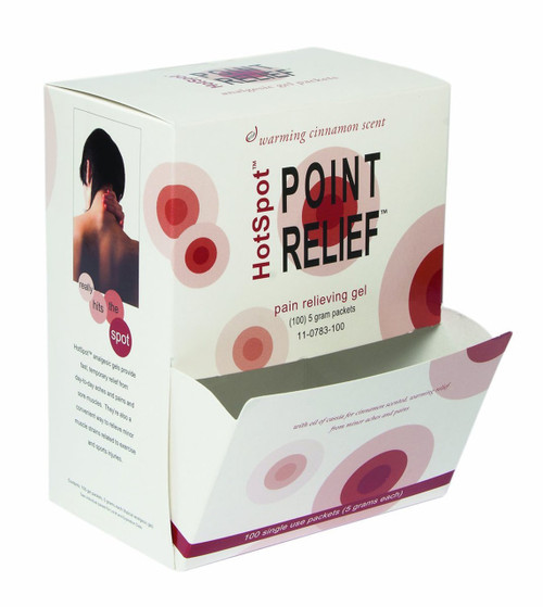 Point Relief HotSpot Lotion - 5 gram packet - 1 each