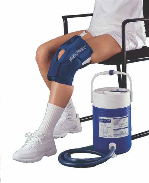 AirCast¨ CryoCuff¨ - Large Knee with gravity feed cooler