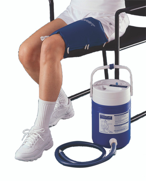 AirCast¨ CryoCuff¨ - thigh with gravity feed cooler