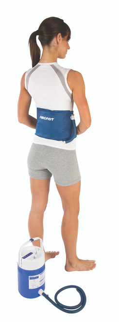 AirCast¨ CryoCuff¨ - back/hip/rib with gravity feed cooler