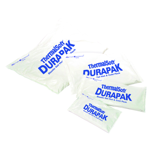 """ThermalSoft DuraPak Hot and Cold Pack - half size - 5"""" x 10"""" - Case of 24"""