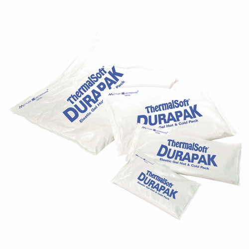"ThermalSoft DuraPak Hot and Cold Pack - back - 8"" x 11"" - Case of 24"