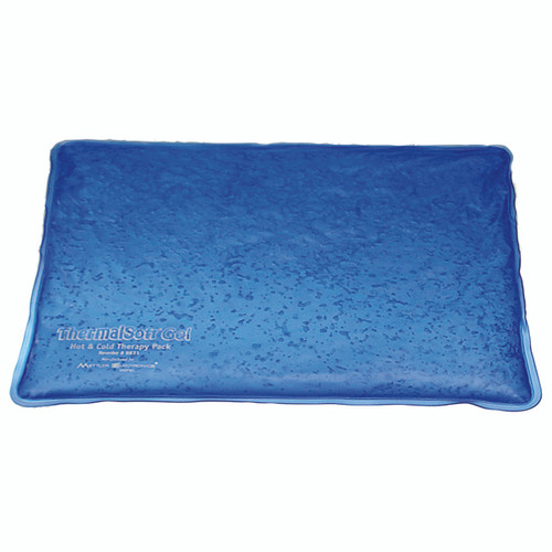 """ThermalSoft Gel Hot and Cold Pack - standard - 11"""" x 14"""" - Case of 6"""