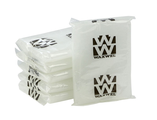 WaxWel¨ Paraffin - 6 x 1-lb Blocks - Rose blossom Fragrance